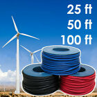 12 Gauge AWG UL Listed Copper Wire Cable for Wind Turbine Generator Solar Panels
