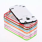 Ultra Thin Soft Gel Clear Back Hard Case Cover Shell For Samsung Galaxy S4 I9500