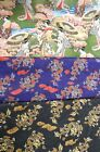 ASIAN PRINT Hoffman China Doll dragon & Geisha Fuji afternoon 100% cotton fabric