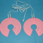 Breast Enlargement Electrode Massage Pads Pain Relief Reusable Acupuncture Labor