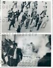 1962 Composite Demonstration & Riot in La Paz Bolivia Press Photo