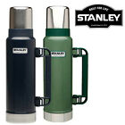 NEW 1.3L STANLEY FLASK STAINLESS STEEL VACUUM BOTTLE CLASSIC THERMOS HOT DRINKS