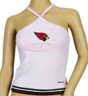 Arizona Cardinals Football NFL Womens Halter Tank Top Shirt by Reebok