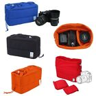 Koolertron Shockproof DSLR SLR Camera Bag Partition Padded I
