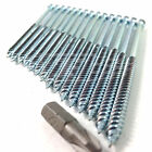 ZINC FINE THREAD DRYWALL / PLASTERBOARD SCREWS - SHARP POINT - ALL SIZES SOLD