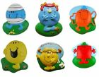 Mr Men/Little Miss Door/Cabinet/Drawer knobs - Choice of design and quantity