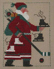 Prairie Schooler Counted Cross Stitch Yearly Santa's 1985-2016
