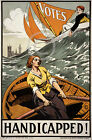 1900 STUNNING WOMEN'S SUFFRAGE POSTER FEMINIST INT Largest Sizes