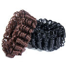 2X THICK HAIR PONYTAIL BOBBLE ELASTIC HAIR BANDS/HEADBAND GIRLS LADYS WOMANS
