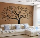 Giant Family Tree Wall Sticker Vinyl Art Home Decals Room Decor Mural Branch