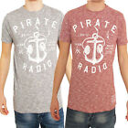 SALE ITEM WAS £30.00 Friend or Faux Space Pirate Mens Crew Neck T-Shirt Top