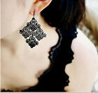 Occident style Fashion individuality hollow out earrings 2 colour