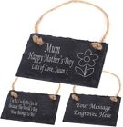 Personalised Engraved Slate Plaque/Sign Granny Gran Grandma - Mothers Day Gift