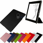 GENUINE ULTRA SLIM SMART LEATHER CASE COVER FOR APPLE iPAD 2 3 4