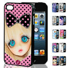 3D Building Car/Cartoon Pattern Snap Protector Cases Cover For Apple iPhone 4/4S