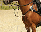 Windsor Leather 5 Point Breastplate, Real Sheepskin Comfort Pads