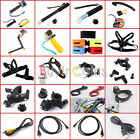 Handle Monopod Extension Arm USB Cable Clamp Mount For Gopro HD Hero 1 2 3 BAAU#