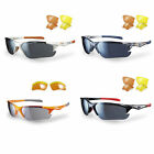 Sunwise Twister Performance Sunglasses 3 Lenses! NEW! Cycling, Running, Sport