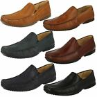 SALE Mens Anatomic & co grained leather slip on shoe TAVARES