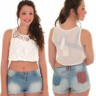 Women's Denim Light Wash Faded Blue High Waist Hot Pants Ladies Fitted Shorts