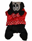 Minnie Mouse dog Onesie, Costume, outfit, clothing