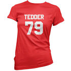 Tedder 79 - Womens / Ladies T-Shirt - Ryan - Republic - 11 Colours