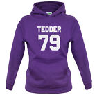 Tedder 79 - Kids / Childrens Hoodie - Ryan - Republic - 7 Colours