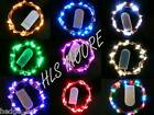 30 LED Fairy CW String Light 3m long in 9 COLOURS - UK seller/Stock Weddings++
