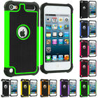 For Apple iPod Touch 5th Generation 5G 5 Hybrid Shockproof Hard Matte Case Cover