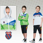 K.SWISS Team Trainning Wear/2Top/Jacket/Pants(4pcs)/Summer wear/Team Uniforms
