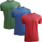 Brave Soul MTS-149 Wahl Mens New Triangle Print Casual Summer T Shirt Tee Top