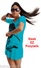 Sleek EZ Pony Synthetic Clip-on Ponytails Style in Seconds *The Best Quality*