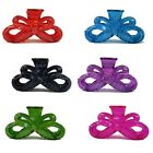 Claw Clips Hair Accessory Women or Girl's Sleek Jaw Clips Great  Flower Look image