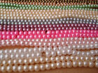 Beautiful Round Glass Pearl Beads 4mm x800 (4 strands)