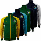New York Cosmos Tracksuit Jacket Top Umbro Beckenbauer Pele S M L XL XXL New