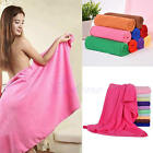 70x140cm Absorbent Microfiber Beach Bath Towel Drying Washcloth Swimwear Shower