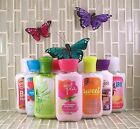 Bath and Body Works BODY LOTION  Travel Size 3 oz