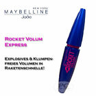1x Rocket Volume Express Schwarz (8,33€/10ml)