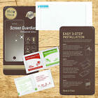 Premium Tempered Glass Screen Protector HTC ONE 2 M8 ~ US SELLER