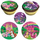 Filly Fairy Cake Muffin Cake Decoration Birthday Party