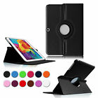 360 Rotating Stand Leather Cover Case for Samsung Galaxy Tab 4 10.1 inch Tablet
