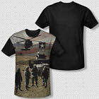New United States Army Values Logo Symbol All Over Front Sublimation T-shirt Top