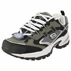 MENS SKECHERS TRAINERS STYLE INSIGHT WIDE WIDTH IN CHARCOAL - 50191