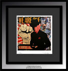 TABLEAU ART CONTEMPORAIN We are One Reproduction  TEHOS  serie limitee 250 ex