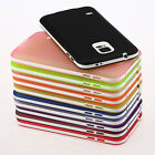 Ultra-Thin Soft Translucent Rubber Bumper Case Cover For Samsung Galaxy S5 I9600