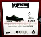 1 PAIR OF NEW 2014 FOOTJOY FJ CITY GOLF SHOES #56463 MEDIUM WIDTHS (BLACK/MOCHA)