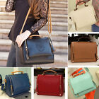 Women's cross body messenger stachel tote bag large shoulder bag handbag
