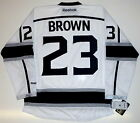 DUSTIN BROWN LOS ANGELES KINGS REEBOK NHL PREMIER JERSEY NEW WITH TAGS