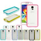 Hybrid PC Matte Back Case TPU Bumper Cover for Samsung Galaxy Grand 2 G7102/7106