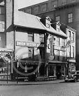 1930s UNION OYSTER HOUSE UNION ST BOSTON STREET PHOTO